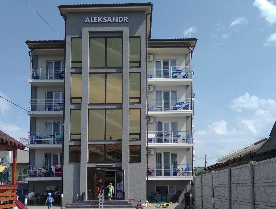 Отель Александр/Затока от 110$/чел