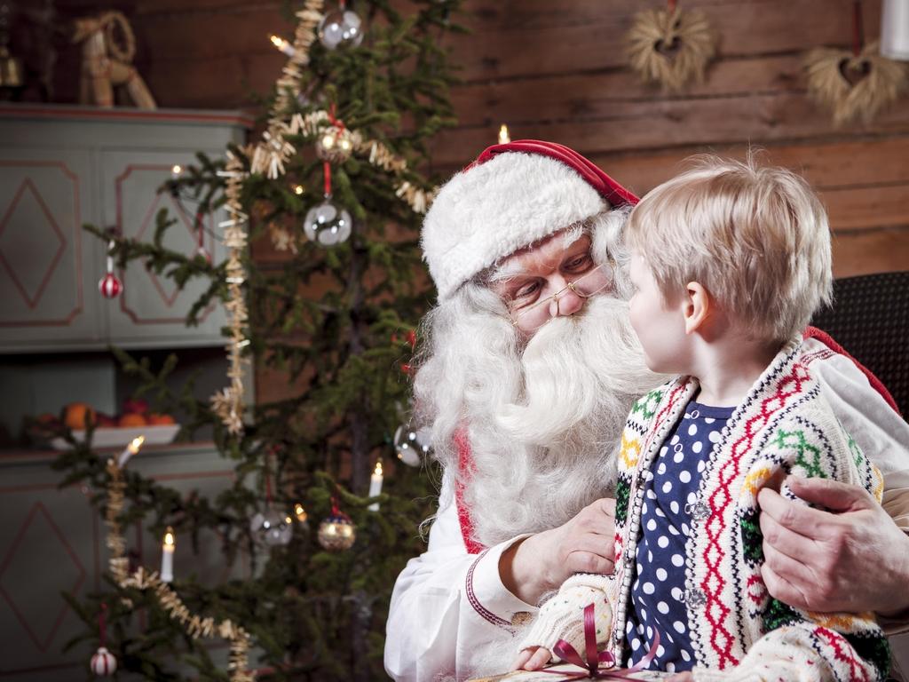 Рождество в Лапландии! Таллин-Парк и деревня Санта Клауса-Хельсинки-Рига