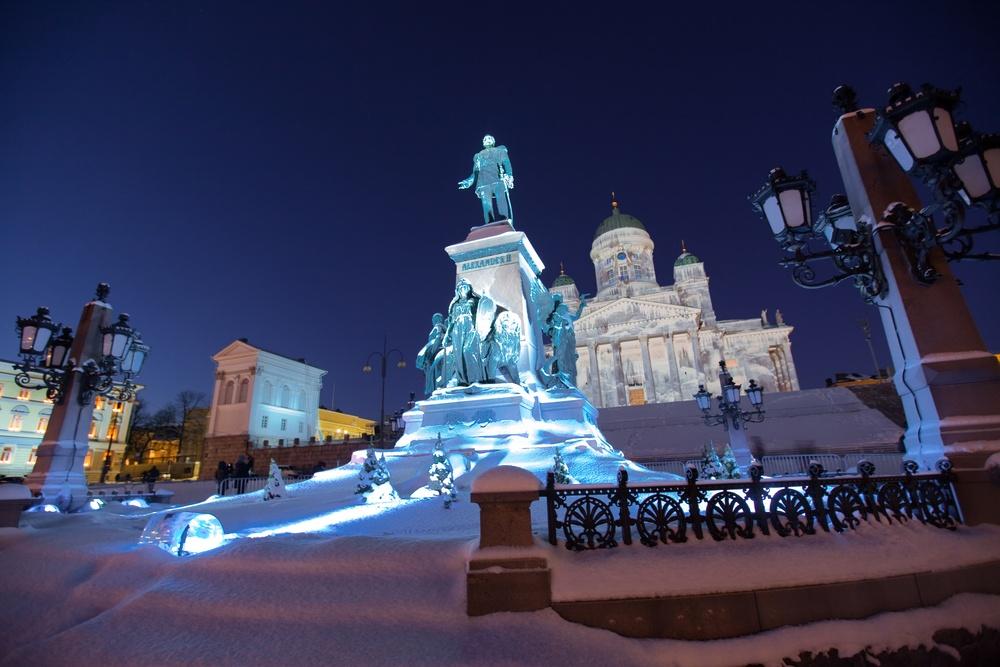 Новогодний круиз! Хельсинки-Стокгольм-Таллин