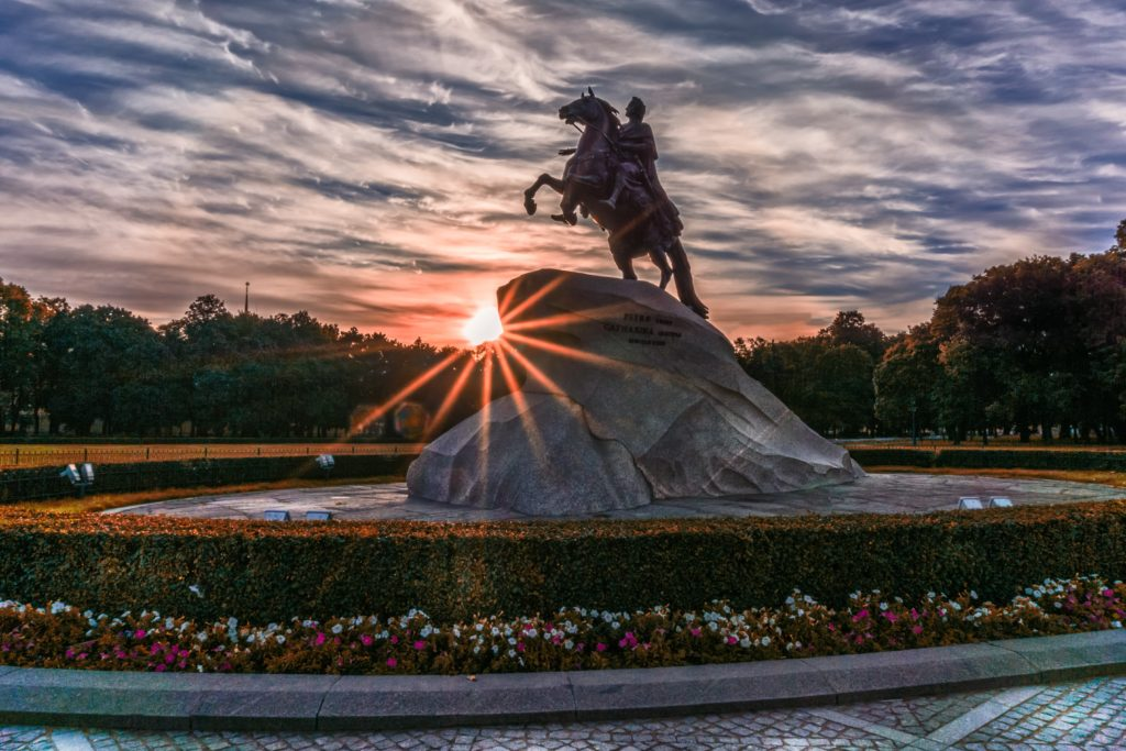 Санкт-Петербург-Царское село-Павловск