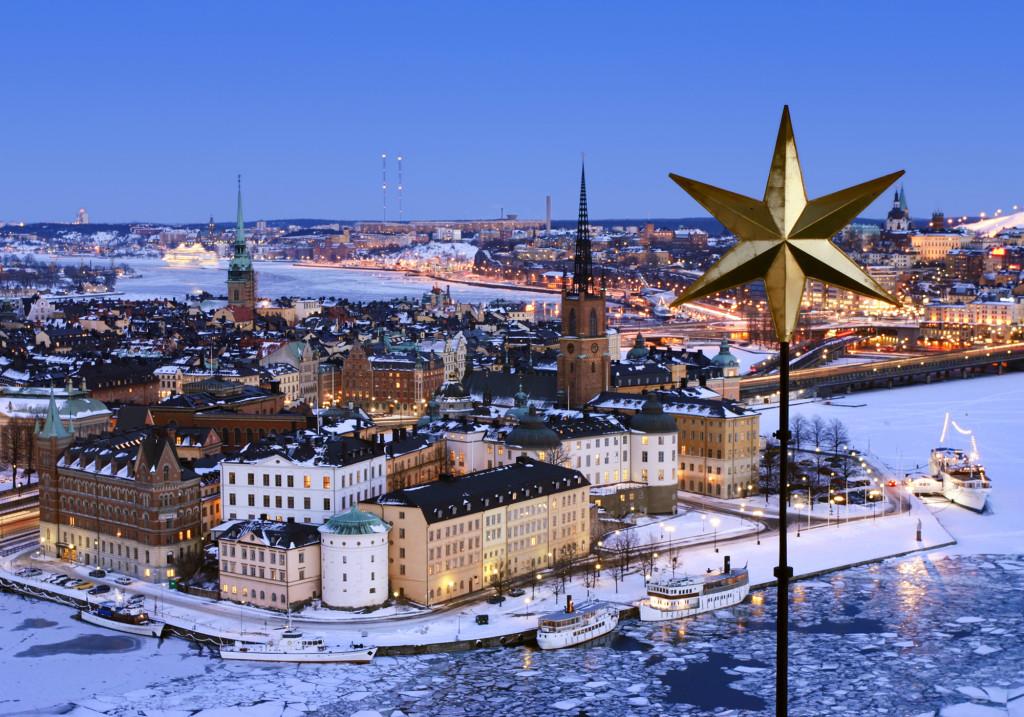 Новогодний круиз! Таллин-Стокгольм-Рига