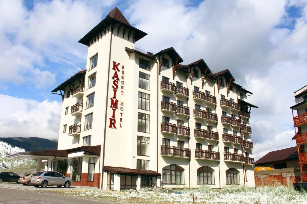 Отель Казимир 8 дней (6 дней/5 ночей на курорте) от 305$/чел