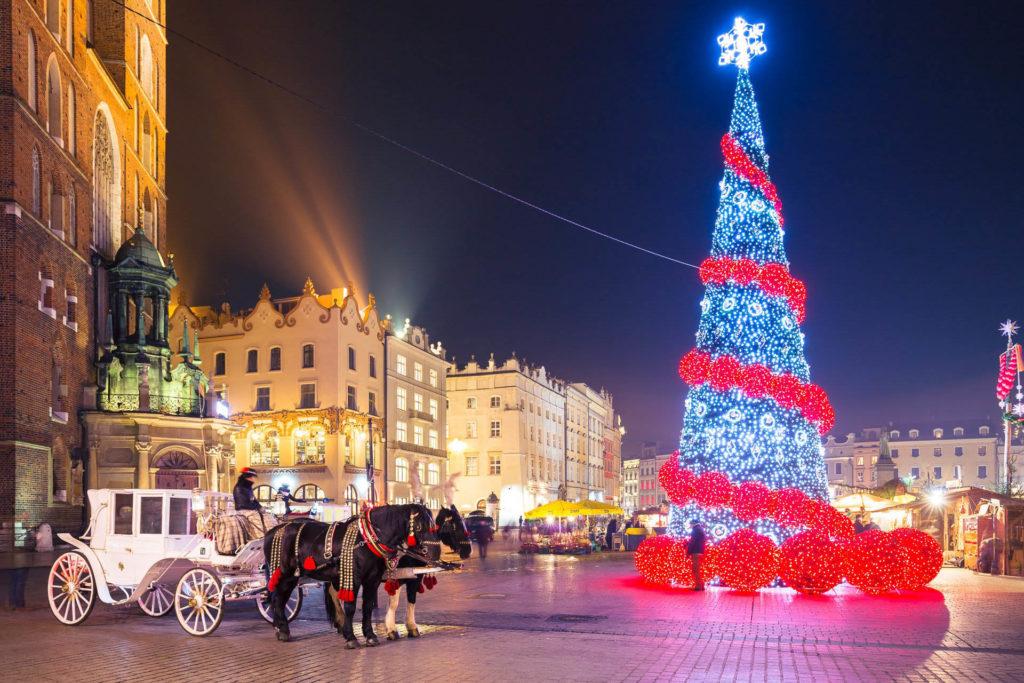 Новый год в Кракове! Краков-Величка-Закопане