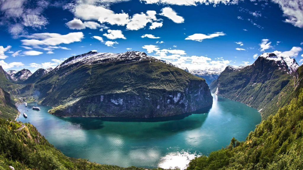Новинка! Норвежская сказка (3 фьорда + ледник Бриксдаль)